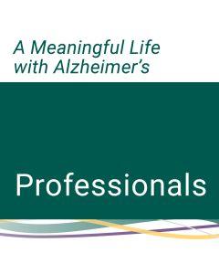 Alzheimer's Nov. 5 | Professionals (3.5 CEs)