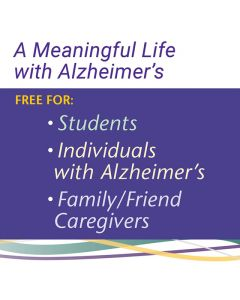 Alzheimer's Nov. 5| Family/Friend Caregivers, Students & Individual with Alzheimer's