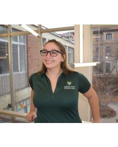 Green Ladies Alumni Polo Shirt