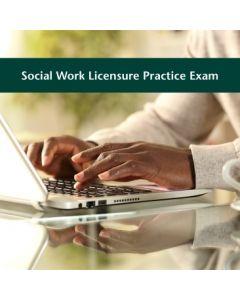 Licensure Practice Exam