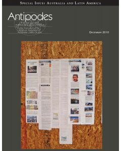 Antipodes Volume 24, Number 2 (December 2010)