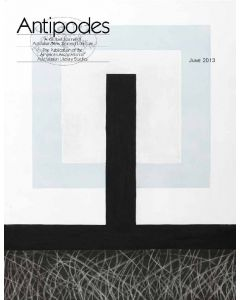 Antipodes Individual Print + Online Subscription