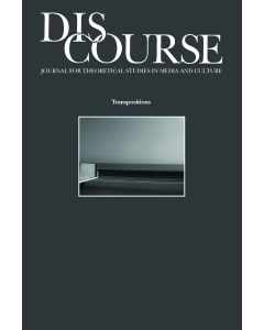 Discourse Volume 32, Number 2, Spring 2010 (Transpositions)