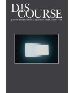 Discourse Volume 34, Numbers 2&3, Spring/Fall 2012