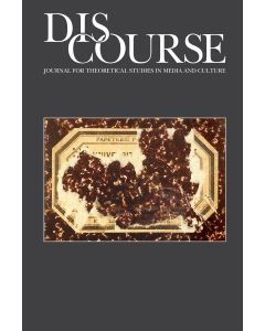 Discourse Volume 38, Number 3, Fall 2016