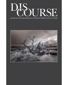 Discourse Volume 39, Number 1, Winter 2017