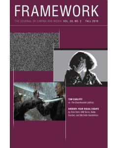 Framework Volume 59, Number 2, Fall 2018