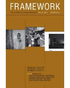Framework Volume 54, Number 1, Spring 2013