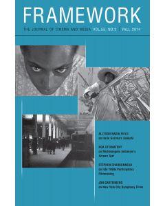 Framework Volume 55, Number 2, Fall 2014