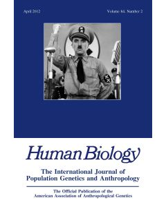 Human Biology Volume 84, Number 2, April 2012
