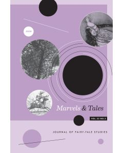 Marvels & Tales Volume 33, Number 2, Fall 2019