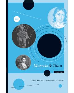 Marvels & Tales Volume 33, Number 1, Spring 2019 (Thinking with Stories)