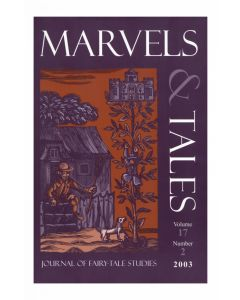 Marvels & Tales Volume 17, Number 2, Fall 2003