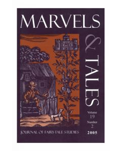 Marvels & Tales Volume 19, Number 2, Fall 2005