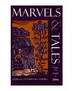 Marvels & Tales Volume 20, Number 1, Spring 2006