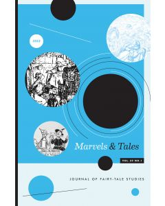 Marvels & Tales Volume 29, Number 1, Spring 2015