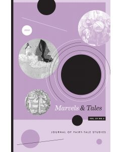 Marvels & Tales Volume 29, Number 2, Fall 2015