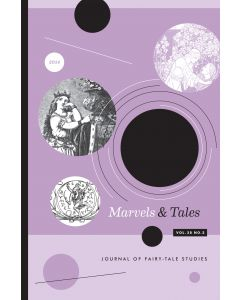 Marvels & Tales Volume 28, Number 2, Fall 2014