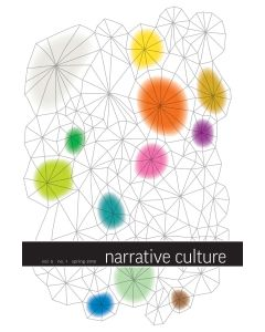 Narrative Culture, Volume 5, Number 1, Spring 2018