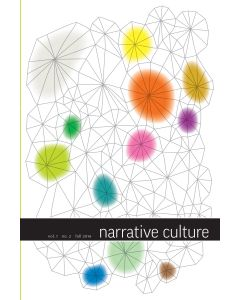 Narrative Culture, Volume 1, Number 2, Fall 2014