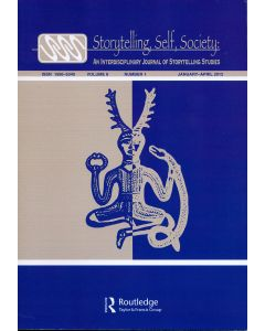 Storytelling, Self, Society Volume 8, Number 1 (January–April 2012)