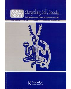Storytelling, Self, Society Volume 8, Number 3 (September–December 2012)