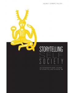 Storytelling, Self, Society Volume 11, Number 2 (Fall 2015)
